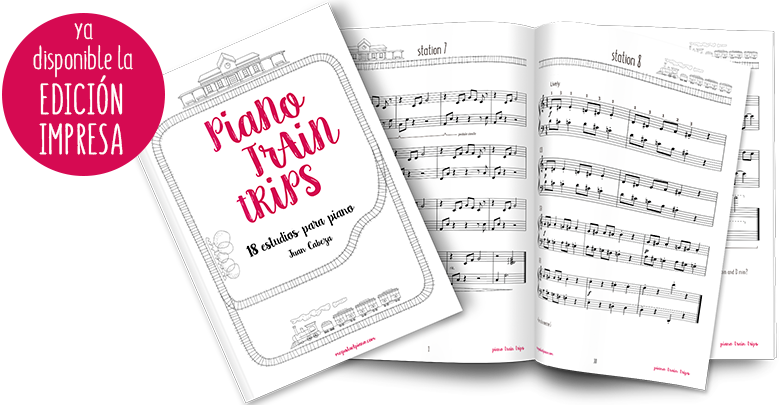 Piano Train Trips Clases de Piano